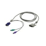6FT PS2 CABLE FOR MASTERCONSOLE IP KVM