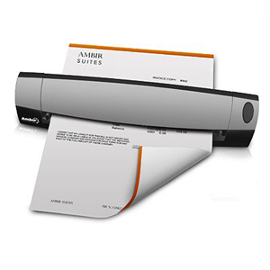 DS487 SCANNER W/AMBIRSCAN DUPLEX ID CARD & DOCUMENT SCANNER
