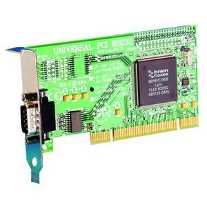 1PORT LP-UPCI RS232 SERIAL CARD-OPEN BOX LOW PROFILE