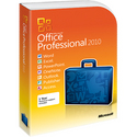 OFFICE PRO 2010 32-BIT / X64 US DVD  SD 6 / 15