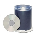100PK CDR MEDIA 48X 700MB 80MIN SHINY SILVER CD-RBS700 BULK SPINDLE